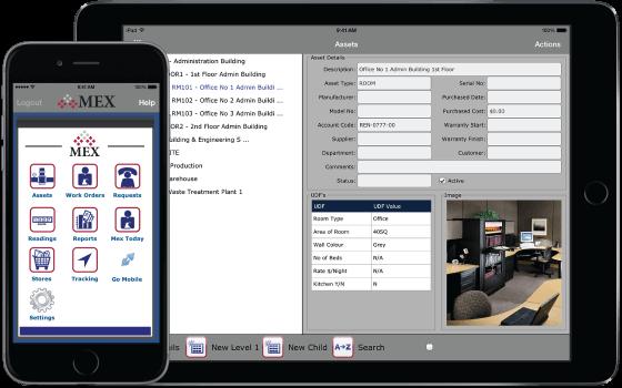MEX iOS App Solutions